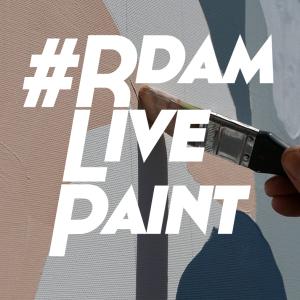 Logo RdamLivePaint